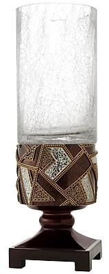 OK Lighting Polymosaic Candle Holder Vase