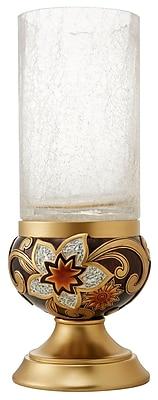 OK Lighting Azalea Candle Holder Vase