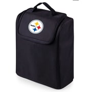 Picnic Time 25 Can Trunk Boss Cooler; Pittsburgh steelers