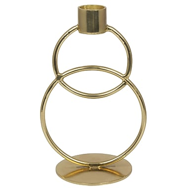 Eightmood Classic Trend Sander Stainless Steel Candle Holder
