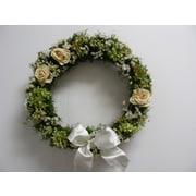 From the Garden 16'' Romance Wreath