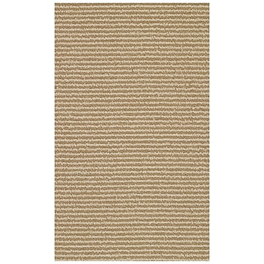 Highland Dunes Burgher Machine Woven Indoor/Outdoor Area Rug; Square 6'