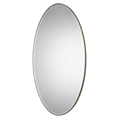 Darby Home Co Oval Mirror