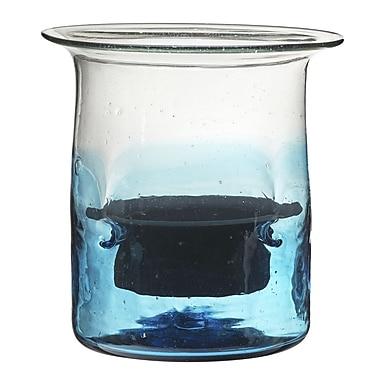 Global Amici San Marino Glass Hurricanes (Set of 2); Medium