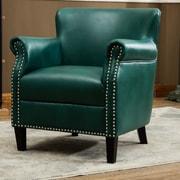 Loon Peak Waite Club Chair; Teal