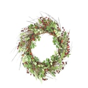 Gold Eagle USA 35.43'' Beech Fagus and Rosehip Wreath