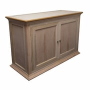 Touchstone Hartford Wood Lift Cabinet TV Stand