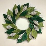 Dried Flowers and Wreaths LLC Organic Wicker 22'' Wreath