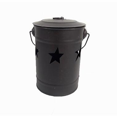 Craft Outlet Star Cutout Bucket Lantern