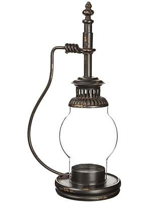 CRLE Metal / Glass Lantern