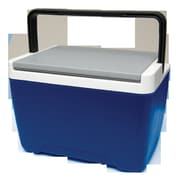 Igloo 9 Qt. Island Breeze Cooler; Majestic Blue/Ash Gray/Black