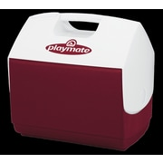 Igloo Playmate Elite Cooler; Diablo Red/White