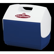 Igloo Playmate Elite Cooler; Majestic Blue/White