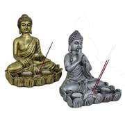 Essential Decor & Beyond Buddha Incense Candle Holder