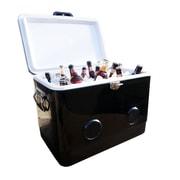 BrekX 54 Qt. Party Heavy Duty Cooler; Black