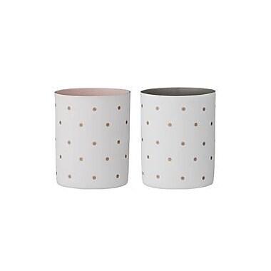 Bloomingville Ceramic Votive (Set of 2)