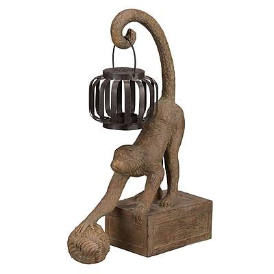 BombayOutdoors Gibraltar Monkey Lantern