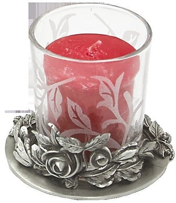 BiancaCollection Rose Pewter Votive