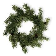 Boston International 13'' Pinecone Wreath