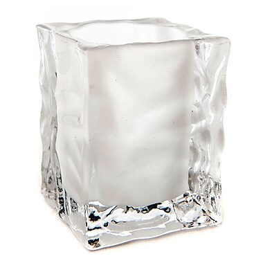 TheAmazingFlamelessCandle Glass Votive