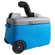 IcyBreeze 38 Qt. Portable Air Conditioner & Cooler 12V Chill; Blue