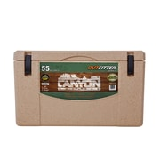 CanyonCoolers 55 Qt. Outfitter Rotomolded Cooler; Sandstone