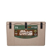 CanyonCoolers 75 Qt. Outfitter Rotomolded Ice Chest; Sandstone