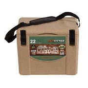 CanyonCoolers 22 Qt. Outfitter Rotomolded Cooler; Sandstone