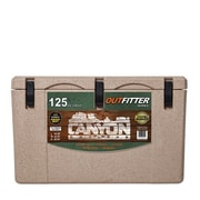 CanyonCoolers 125 Qt. Outfitter Rotomolded Ice Chest; Sandstone