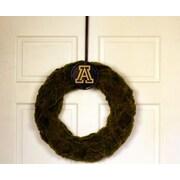 HensonMetalWorks Collegiate Logo Wreath; University of Arizona