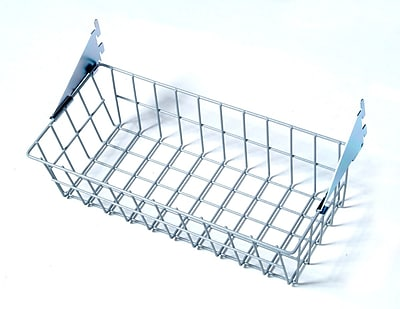 Triton Products Epoxy Coated Steel Wire Basket