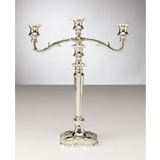 AA Importing Brass Candelabra; 19'' H x 15'' W x 6'' D
