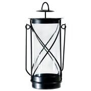 AdecoTrading Glass Lantern