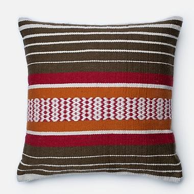 Wildon Home Dellina Throw Pillow