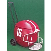 Coolr Coolrz 40 Qt. Football Helmet Ice Chest Rolling Cooler; Alabama