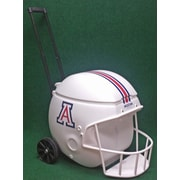 Coolr Coolrz 40 Qt. Football Helmet Ice Chest Rolling Cooler; Arizona