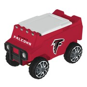 C3 Custom Cooler Creations 30 Qt. NFL Rover Cooler; Atlanta Falcons