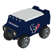 C3 Custom Cooler Creations 30 Qt. NFL Rover Cooler; Houston Texans