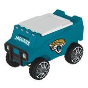 C3 Custom Cooler Creations 30 Qt. NFL Rover Cooler; Jacksonville Jaguars