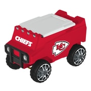 C3 Custom Cooler Creations 30 Qt. NFL Rover Cooler; Kansas City Chiefs