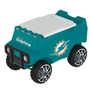 C3 Custom Cooler Creations 30 Qt. NFL Rover Cooler; Miami Dolphins