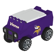 C3 Custom Cooler Creations 30 Qt. NFL Rover Cooler; Minnesota Vikings