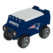 C3 Custom Cooler Creations 30 Qt. NFL Rover Cooler; New England Patriots