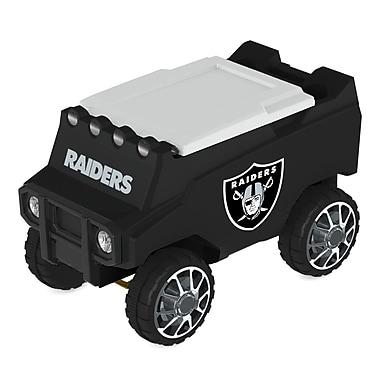 C3 Custom Cooler Creations 30 Qt. NFL Rover Cooler; Oakland Raiders