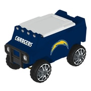 C3 Custom Cooler Creations 30 Qt. NFL Rover Cooler; San Diego Chargers