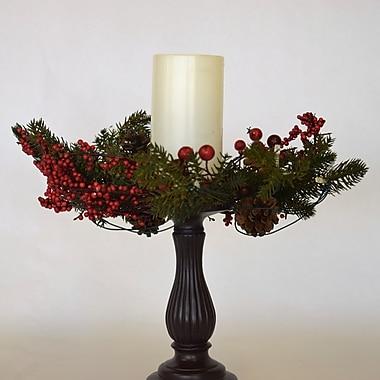 Simplux Candles Cedar Candlestick