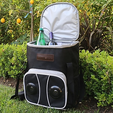 Picnic Pack USA 24 Can Rolling Cooler