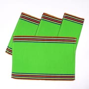 Chef Craft Placemat (Set of 4); Green
