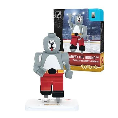 NHL Harvey the Hound: Calgary Flames minifigure