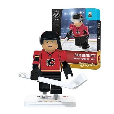 LNH – Sam Bennett : Minifigurine des Flames de Calgary